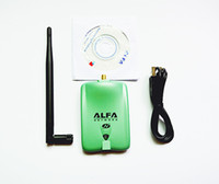 alfa wifi repeater - 2016 Repetidor Wifi Repeater New High Power Alfa Awus036nh mw Wifi Usb Adapter db Antenna Ralink3070 Chipset dropshipping