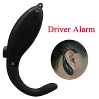 Wholesale Hot Sale Universal Anti sleep Alert Vibrate Alert Anti Drowsy Alarm for Drivers Security Guards Driver Safety free