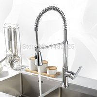 australian wine - Polished Copper Water Saver Filter Swivel Robinet Torneira Cozinha Australian Sink Mixer Spring Pull Down Kitchen Faucet