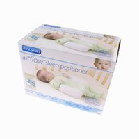 Wholesale 5sets Newborn Pillow Positioner The st Years Baby Sleep Anti roll Head Support Toddler Ultimate Vent Fixed System children s mats
