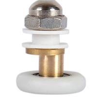 Wholesale Home Accessories Shower Sliding Door Roller Runner Wheel mm Wheel Diameter For Bathroom