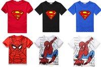 Wholesale New Kids Despicable Me Minions Tshirt Minions Costume Children s Clothing Boys And Girls Ninja Turtle Superman Batman T Shirts