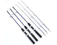 fiber reinforced - 1 m Fishing Rods Fiber Reinforced Plastics Spinning Rods Fishing Tackle Tool Metal Freshwater Fishing Rods