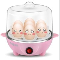 Wholesale Egg Boiler Multi function Electric eggs Poachers Cooker Steamer Cooking Tools Kitchen Utensil Convenience