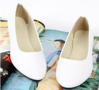 ballerina slippers - The best selling New Fashion Ladies Womens Ballet Ballerina Bridal Dolly Shoes Flat Pumps Slipper ex45