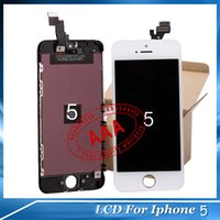 apple iphone 5g price - Factory Price Full Assembly Part Glass Touch Display Iphone G LCD Screen Phone Grade AAA