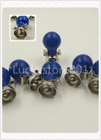 Wholesale 6 Pieces pack Adult reusable ECG EKG electrodes suction cup Nickel Both and mm