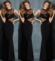 babydoll evening dress - Sexy Black perspective Babydoll dress WOMEN summer party evening dress