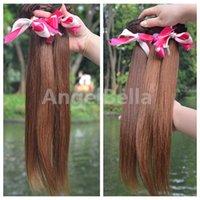 luxy hair - Angelbella A Real Virgin Human Hair Beauty Brazilian Peruvian Unprocessed Luxy Straight Hair Extensions Inch Bundles