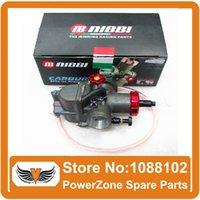Wholesale NIBBI mm PE27 Round Side carburetor fit to Racing motor GY6 Refires Large Caliber JOG RSZ CVK order lt no track