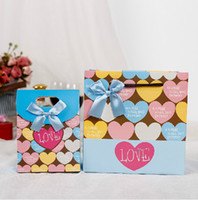 baby shower - Baby Shower Gifts Favors For Guest New Style Fashion Wedding Favor Boxes Wedding Party Favors Personalized Handbag Large