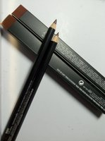 Wholesale Fashion Lowest price waterproof Eyeliner Pencil eye liners EYE KOHL Black and Brown With Box