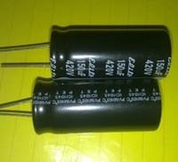 Wholesale V UF DIP Aluminum Electrolytic Capacitors UF V