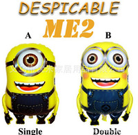 Wholesale Despicable me minions balloon cartoon balloon children toy Despicable me balloon Despicable balloon Despicable minion balloon party favors