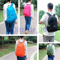 Wholesale 300PCS LJJH1073 new Hot women men outdoor mountaineering bags sports backpack Backpack Travel Bag Climbing Bags