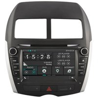 asx video - Witson Car DVD GPS Player Head Unit for Mitsubishi RVR ASX with Stereo Support OBD DVR
