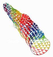 parachute fabric - high quality m colorful windsocks kites so beautiful ripstop nylon fabric kite parachute