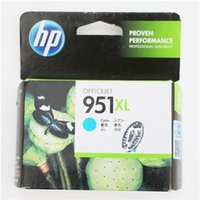 Wholesale Cyan HP XL Print Cartridges Genuine Colored Officejet Inkjet Cartridges Pages High Yield Design Hot Sale CN046A