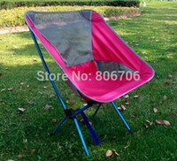aluminum directors chairs - Ultra light bench outdoor folding portable fishing chair director chair moon chair aluminum chair