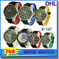 best cheap mens watches - Cheap Fashion Wristwatch PU Strap Watch Band Big Dial Popular Quartz Mens Womens Watches Best Selling