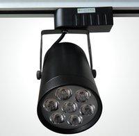 Wholesale Track light LED X3W W Spot light V hot selling led spotlights warm white cold white light