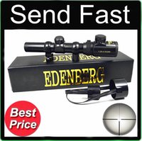 Rifle Scopes airsoft gun - Top Quality New EDENBERG X26 E AIRSOFT Rifle Gun Hunting Scope mm Tube