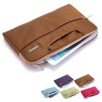 china wholesale handbags - Zipper Portable Laptop Mac Handbag Bag Case Cover For Macbook Air Pro Retina ipad Air Mini Retina inch