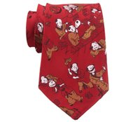 ancient chinese sports - Business Silk Tie Wedding Tie Chinese Characteristics Chinese Ancient Painting Red