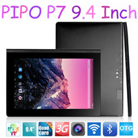 Wholesale PIPO P7 Inch IPS RK3288 Quad Core GHz GB RAM GB ROM Android G Tablet PC MP MP GPS Bluetooth WIFI HDMI Dual Cameras