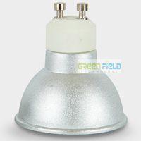 Wholesale New Aluminum led bulbs lamp v V W GU10 E27 MR16 led spot Lamp Bulb warm pure With CE ROHS