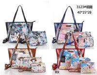atmosphere wallet - new high end atmosphere Nicole Lee handbags fashion designer cartoon brands handbags wallet