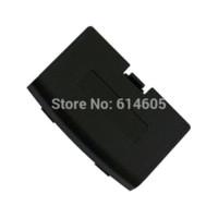 al por mayor cubierta de la batería de nintendo-Reemplazo de la tapa de la puerta de la batería para Nintendo Gameboy Advance GBA consola de la batería de la empuñadura canon eos 5d