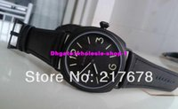 Wholesale Top quality Luxury Black Seal Pam Pam292 mechanical Mens Men s Watch Watches