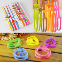 Wholesale Random Color NEW Cool Silicone Finger Point Pointing Bookmark Book Marker Office Supply