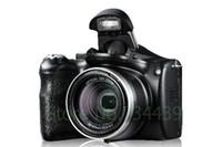 Wholesale NEW Mega Pixel Mp CMOS Sensor DSLR Type Digital Camera with x Inteligent Zoom and inch Big Screen
