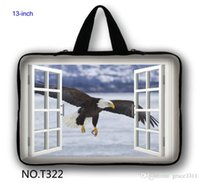 apple macbook windows - Eagle Window Laptop Bag Sleeve Case Cover For quot quot Apple MacBook Pro Air Sony Dell XPS