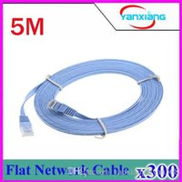 utp cat 6 cable - Brand New New FT M CAT6 CAT Flat UTP Ethernet Network Cable RJ45 Patch LAN Cord Hot ZY HDM