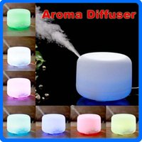 Wholesale New Arrival Ultrasonic ml Warm White Perfume Aroma Diffuser Humidifier Air Purifiers for Home Office Air Humidifier