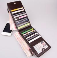 Wholesale New Arrival Fashion Korea Design Men Money Clips Wallets Card Holders C1443