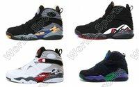 bunnies - New VIII Basketball Shoes For Men Training shoe Mens athletics Basketball Shoe Phoenix Playoffs Bugs Bunny Aqua