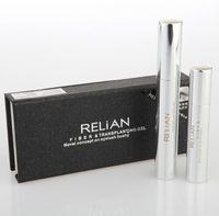beauty concepts - ReLian Black Fiber Transplanting Gel Novel Concept on Eyelash Beauty Eye Mascara Longer Eye Lash Mascara Waterproof Curling Thick Makeup