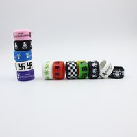 Wholesale Silicon rubber band vape ring for mechanical mods decorative and protection vape mod resistance rubber vape bands for mm mod rda rba