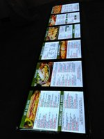 beverage advertising - Chain food and beverage advertising led light box
