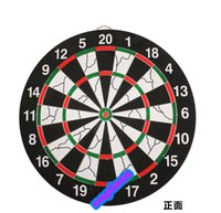 Wholesale 30 cm Darts Board with darts by epacket or airmail