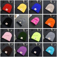 Wholesale Update Colors Carhartt Mens Acrylic Beanie Soft Hip hop Skull Caps Slouchy Hat For Women Free Ship
