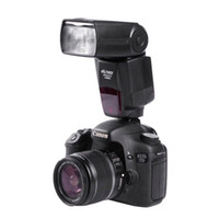 Cheap JY-680C Camera LCD TTL Flash Speedlite + flash Diffuser For Canon 1200D 1100D 700D 650D 600D 550D 70D 60D 7D 5D II III