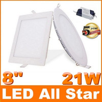 Wholesale Warranty Years W Led Fixture Ceiling Lights inch Led Panel Lights Angle Warm Natrual Cool White AC85 V Power Supply Drivers
