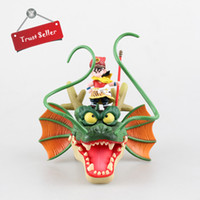 animations ride - 2015 Hot High Quality Animation Toys Dragon Ball Riding a Dragon POP cm Action Figures PVC Superior Gifts