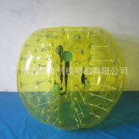 Cheap 1.5m PVC Big Inflatable human hamster bumper bubble soccer ball toys, soccer zorb ball for outdoor fun& sports, bubble football