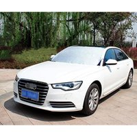 Wholesale Silver Thicken Foils Sun Shade Car Windshield Visor Cover Block Front Window Sunshade UV Protect Car Window Film HO875540